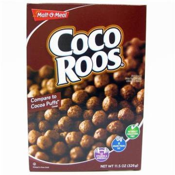 Cocoa Roos (Malt-O-Meal)